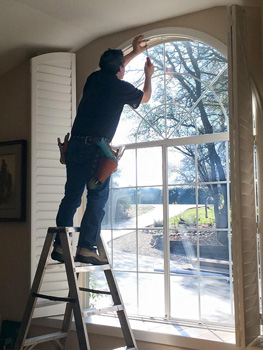 Blinds Placerville Matthew S Drapery Installation